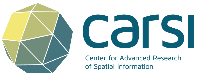 CARSI   Center for Advanced Research of Spatial Information, NYC